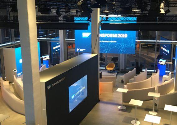 SAP – TRANSFORM!2019 3