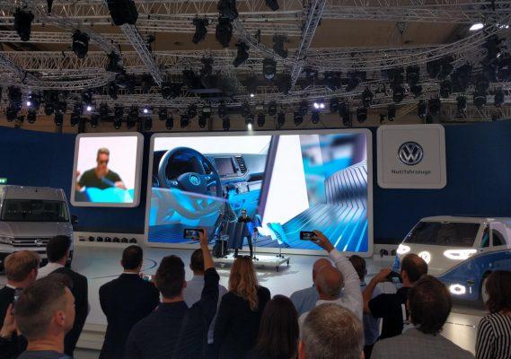 Volkswagen Nutzfahrzeuge –  IAA2018 1