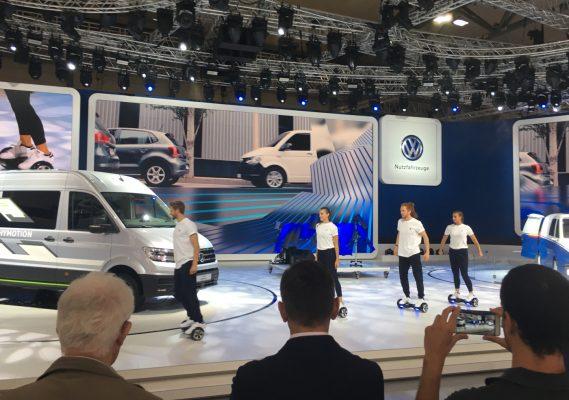 Volkswagen Nutzfahrzeuge –  IAA2018 2