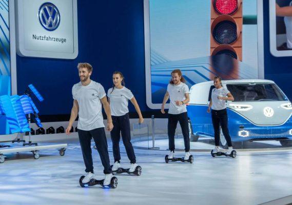 Volkswagen Nutzfahrzeuge –  IAA2018 3